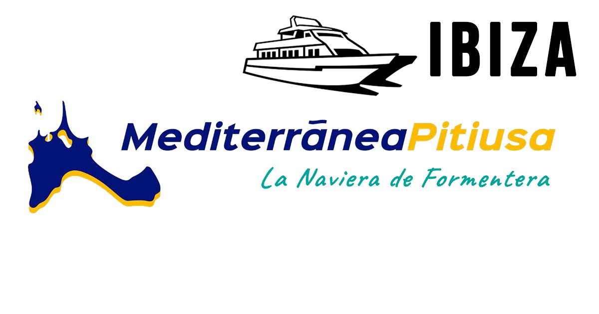 IDA Y VUELTA IBIZA/FORMENTERA  - FERRY BOAT MEDITERRANEA PITIUSA